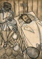Christian Bérard – The Death Mask - Details
