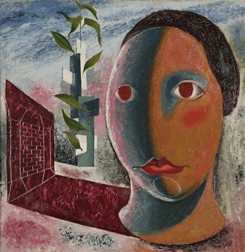 Untitled Surrealist Portrait - Details