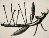 Study for Heavy Insect - Details