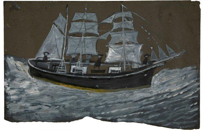 Sailing Ship - Details