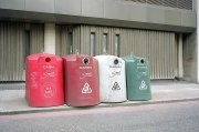 Civic Recycling Bins - Details
