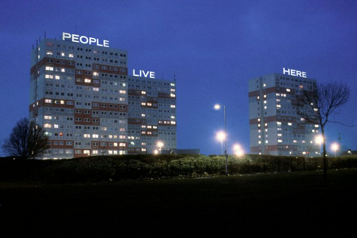 People Live Here - Details