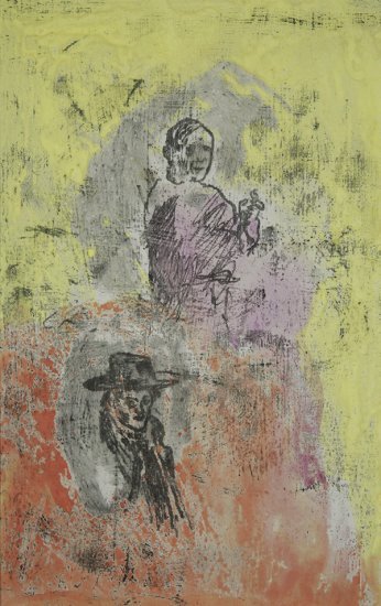 Portrait of Picasso (ii)  - Details