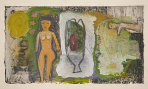 Untitled (naked woman standing…)