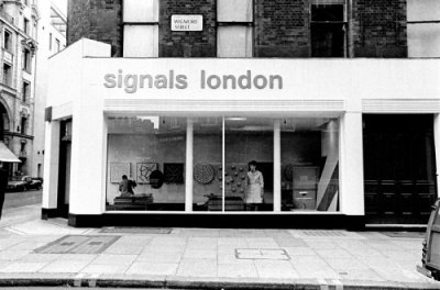 Signals Gallery, outpost of the 1960s Latin-American avant-garde.