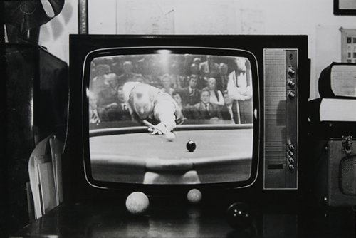 Screen Practice at England & Co. 'Miss Out' by Michael Druks, 1974.