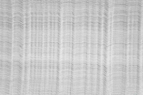 Wandering Lines ii. Jason Wallis-Johnson: Moiré (1300 Lines). England & Co.