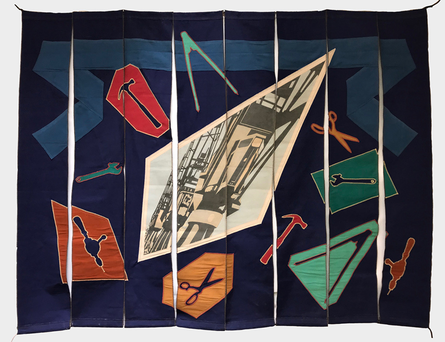 Docklands Banner by John Dugger