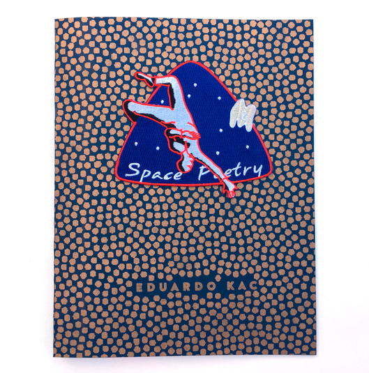 Space Poetry by Eduardo Kac, artist of Inner Telescope