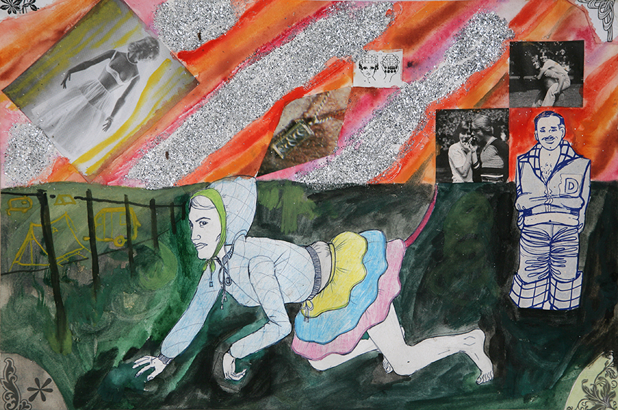 Grayson Perry: Untitled (c1984).