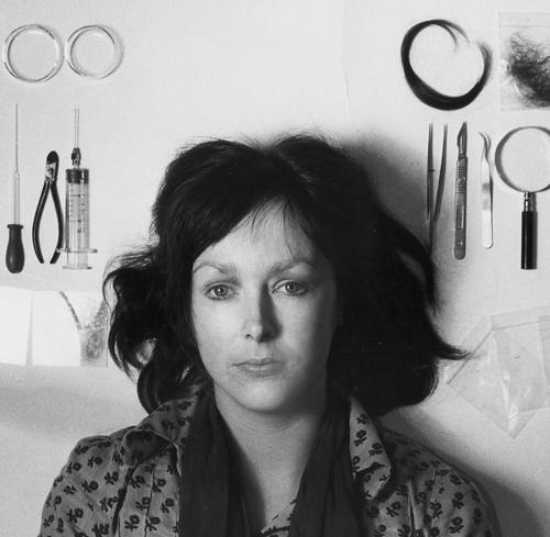 Judy Clark: British artist c1972. England & Co gallery.
